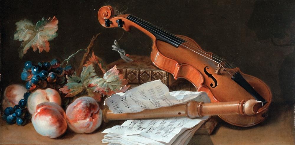 Jean-Baptiste Oudry - Still life